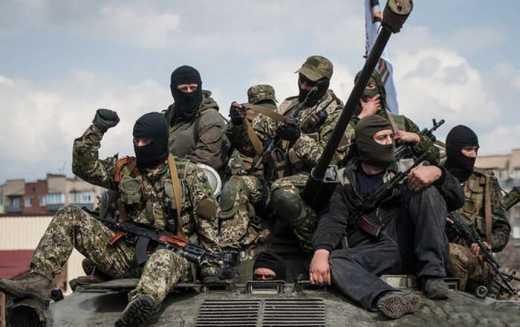 Террористы снова нарушили перемирие в зоне АТО