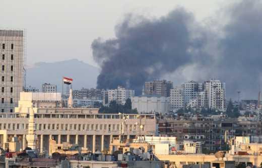 Война в Сирии: убит российский генерал и ранены трое военных