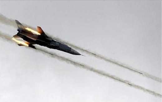 Sueddeutsche Zeitung: авіаудари в Сирії можуть принести війну в Росію