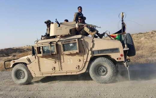 The Washington Post: контингент ІДІЛ у Афганістані збільшується