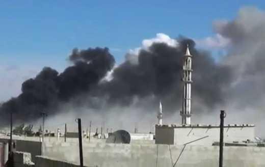 Росія у Сирії розбомбила три лікарні