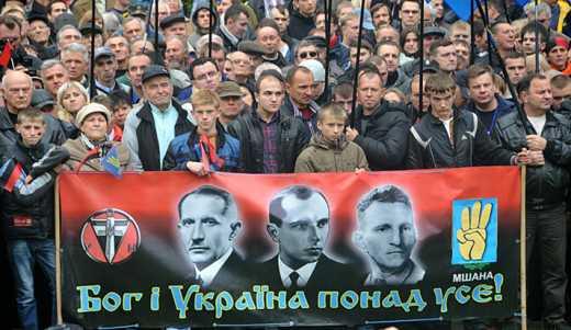 Жители Донбасса хотят знать больше о Бандере