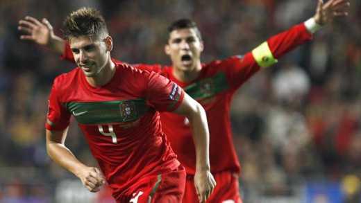 Мігель Велозу був викликаний до лав збірної Португалії