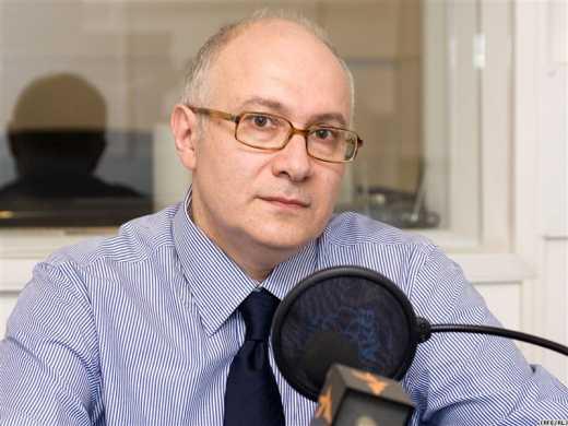 """Ганапольский  в прямом эфире """"послал в жо*у"""" поклонника Путина"""