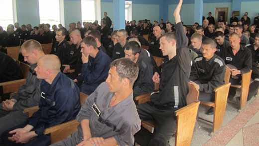 Кацапы теперь могут официально убивать заключенных в тюрьмах