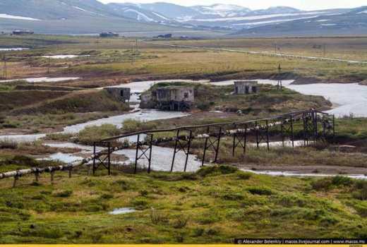 Сравнение загнивающей Аляски и процветающей Чукотки (фото)
