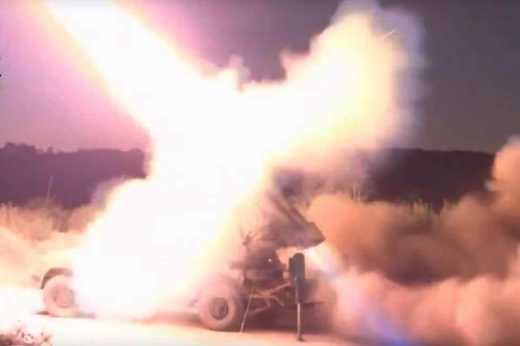 Сирийские ополченцы нанесли удар по русским карателям (видео)