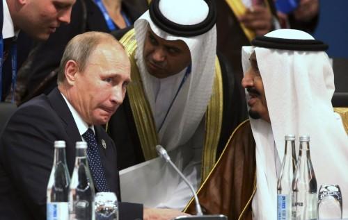 Саудівська Аравія попередила Росію про наслідки бомбардувань у Сирії