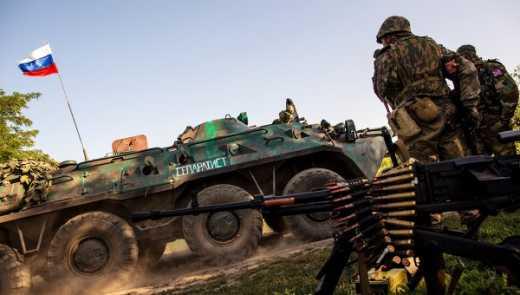 Российская армия возобновила обстрелы Донбасса