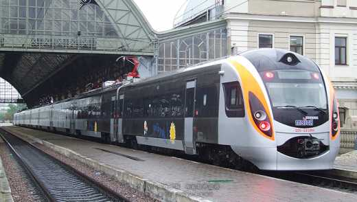 В Украине появятся частные поезда