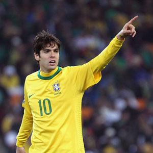 Рікардо Кака повертається до збірної Бразилії