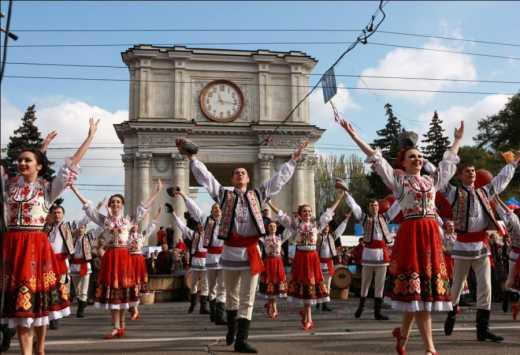 Молдова отказывается от российского газа