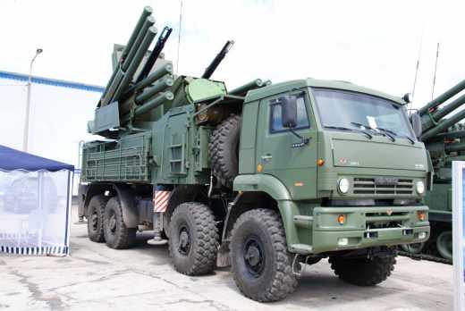 Бразилия бортанула Россию с ЗРПК Панцирь-С1!