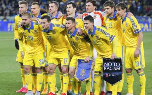 Стало відомо, хто суперник збірної України у раунді плей-оф