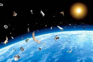 13-го ноября на Землю упадет обломок космического мусора