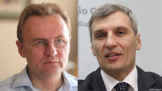 Львів'яни у другому турі виборів міського голови обиратимуть між Садовим та Кошулинським