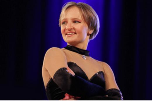 Загадкова дочка Путіна вперше дала журналістам інтерв'ю