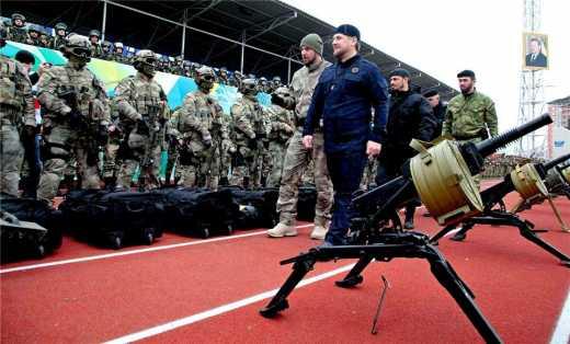 МВД России: 2,5 тысячи россиян воюют в составе ИГИЛ