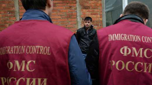 Украинцев депортируют с России до 1 ноября