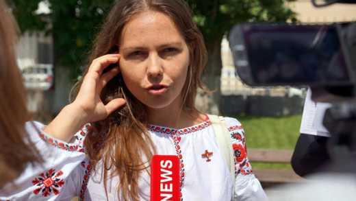 Веру Савченко чуть не арестовали в Чечне
