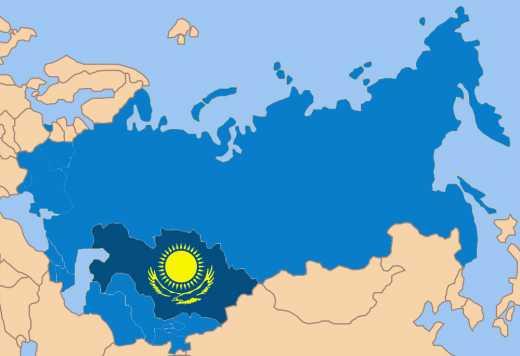 Казахстан будет переиздавать учебники по географии, в которых Крым обозначен как часть России