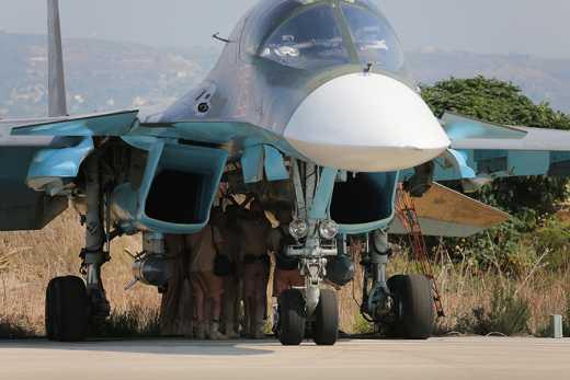 Российские военные в Сирии торгуют оружием, едой и алкоголем