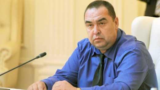 Плотницкого охраняют бойцы Службы внешней разведки РФ «Заслон»
