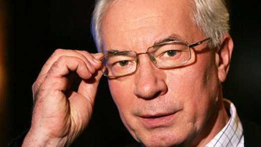 Азаров: Юго-восток Украины был и будет пророссийским