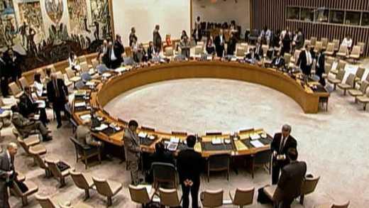 Сегодня Украина может стать членом Совета Безопасности ООН