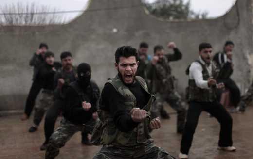 В Сирії воюють 50 кримчан