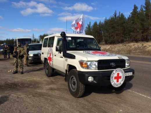9 українців було звільнено з полону бойовиків