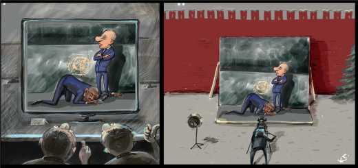 Путин назвал Вашингтон слабым:)