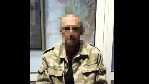 Чергове затримання двох бойовиків ДНР Службою безпеки України