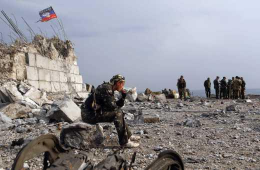 «ДНР» оголосила про закінчення війни у Донбасі