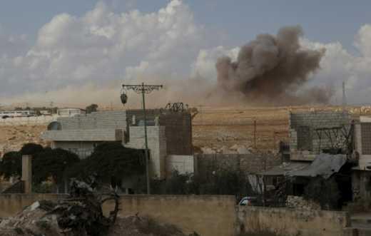 """""""Русский мир"""" в Сирії: під час авіаударів загинув журналіст"""