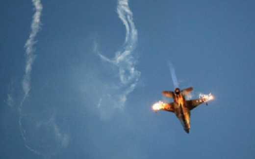 ЗМІ – Туреччина збила літак ВПС РФ