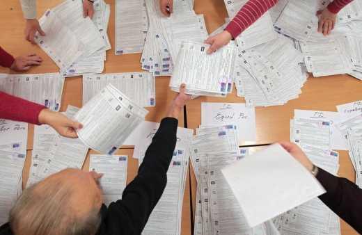 Стали відомі попередні підсумки місцевих виборів-2015