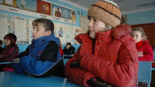 Оккупированный Донбасс до сих пор без отопления и электричества