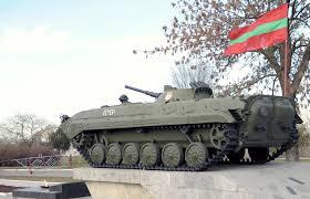 У Придністров'ї пройшла ротація російських військових