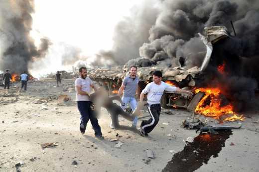 В результате атаки авиации РФ на школу в Сирии погибли девять человек, среди которых пятеро детей