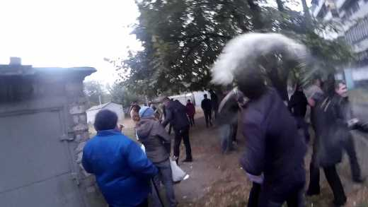 Кандидат в мэры обстрелял людей с пистолета