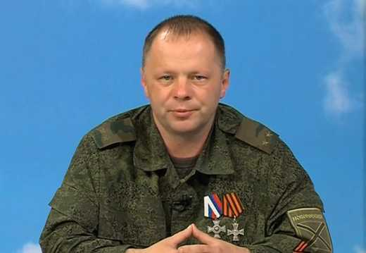 Боевики «ДНР» уже в открытую  посылают своего «министра обороны»
