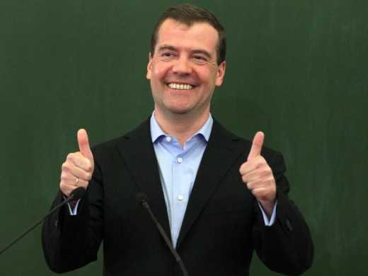 Госдеп пнул Медведева как шелудивую собачонку