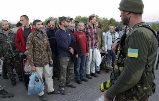 В «ЛНР» заявили, что Киев сорвал обмен пленными