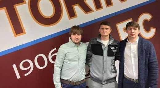 Ще один український футболіст буде грати за кордоном