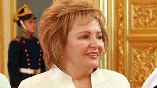 Людмила Путина вышла замуж второй раз