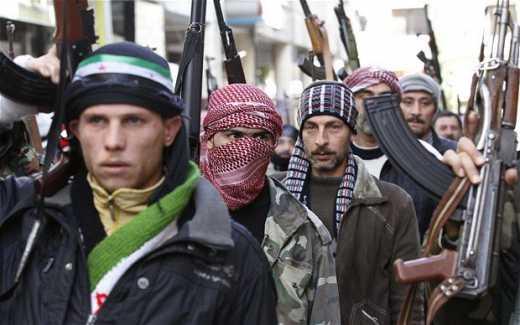 Сирійські повстанці отримуватимуть більше озброєння від Саудівської Аравії
