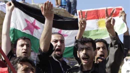 Сирійська опозиція і курди об'єдналися для боротьби проти ІДІЛ