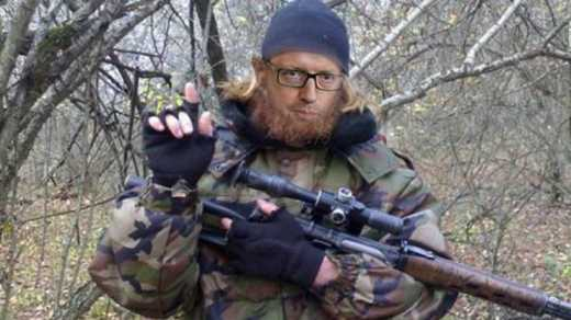 Яценюк в Чечні. Фотожаба