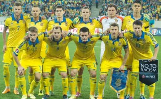 Україна тепер 24 у рейтингу ФІФА
